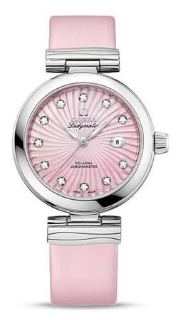 Omega De Ville Ladymatic  Women's Watch 425.32.34.20.57.001