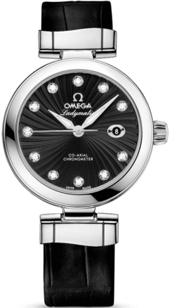 Omega De Ville Ladymatic  Women's Watch 425.33.34.20.51.001