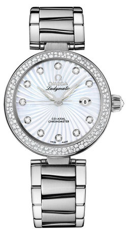 Omega De Ville Ladymatic  Women's Watch 425.35.34.20.55.001