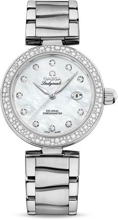 Omega De Ville Ladymatic   Women's Watch 425.35.34.20.55.002