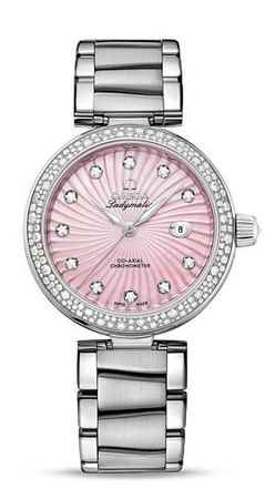 Omega De Ville Ladymatic  Women's Watch 425.35.34.20.57.001