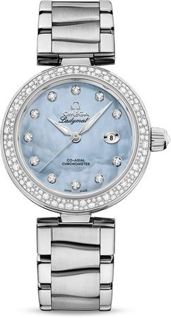 Omega De Ville Ladymatic   Women's Watch 425.35.34.20.57.003