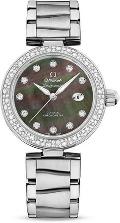 Omega De Ville Ladymatic   Women's Watch 425.35.34.20.57.004