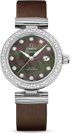 Omega De Ville Ladymatic   Women's Watch 425.37.34.20.57.004