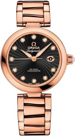 Omega De Ville Ladymatic  Women's Watch 425.60.34.20.51.001