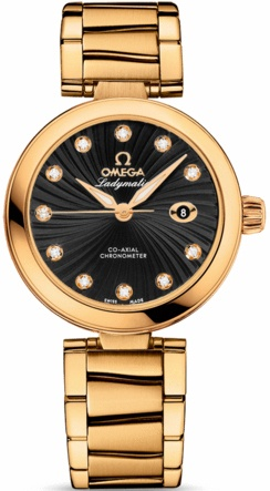 Omega De Ville Ladymatic  Women's Watch 425.60.34.20.51.002
