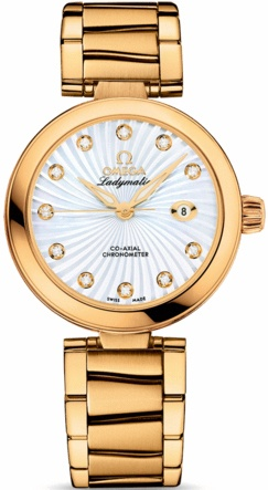 Omega De Ville Ladymatic  Women's Watch 425.60.34.20.55.002