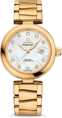 Omega De Ville Ladymatic   Women's Watch 425.60.34.20.55.003