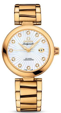 Omega De Ville Ladymatic  Women's Watch 425.60.34.50.51.001