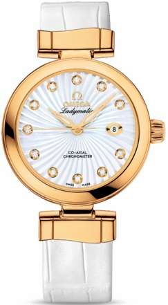 Omega De Ville Ladymatic  Women's Watch 425.63.34.20.55.002