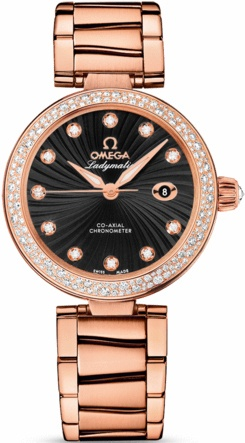 Omega De Ville Ladymatic  Women's Watch 425.65.34.20.51.001
