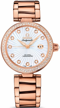 Omega De Ville Ladymatic  Women's Watch 425.65.34.20.55.001