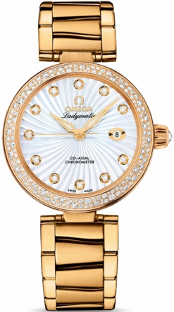 Omega De Ville Ladymatic  Women's Watch 425.65.34.20.55.002
