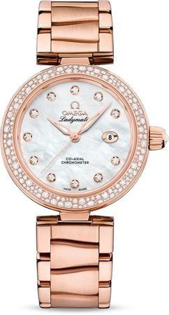 Omega De Ville   Women's Watch 425.65.34.20.55.010