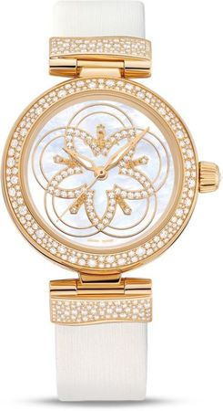 Omega De Ville Ladymatic   Women's Watch 425.67.34.20.55.005
