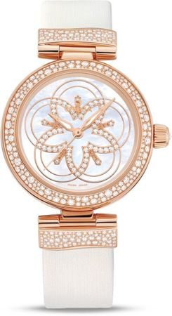 Omega De Ville Ladymatic   Women's Watch 425.67.34.20.55.006