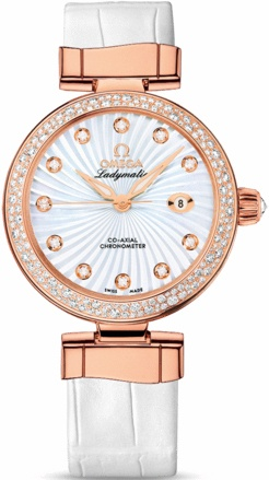 Omega De Ville Ladymatic  Women's Watch 425.68.34.20.55.001