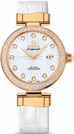 Omega De Ville Ladymatic  Women's Watch 425.68.34.20.55.002