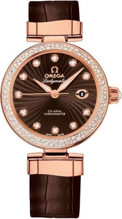 Omega De Ville Ladymatic  Women's Watch 425.68.34.20.63.002