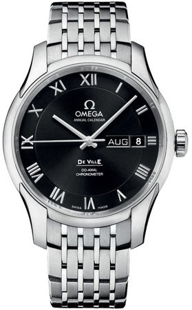 Omega De Ville Annual Calendar  Men's Watch 431.10.41.22.01.001
