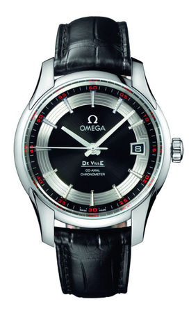 Omega De Ville Hour Vision Automatic  Men's Watch 431.33.41.21.01.001