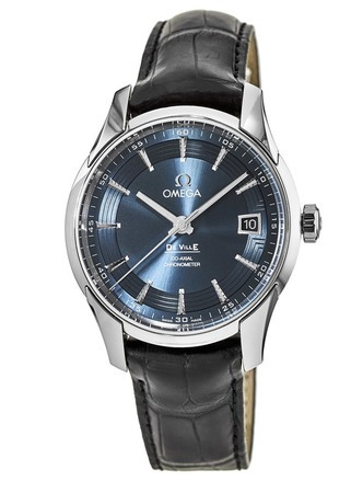 Omega De Ville Hour Vision Automatic Orbis Edition Men's Watch 431.33.41.21.03.001