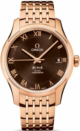 Omega De Ville Chronometer  Men's Watch 431.50.41.21.13.001
