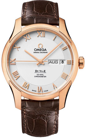 Omega De Ville Annual Calendar  Men's Watch 431.53.41.22.02.001
