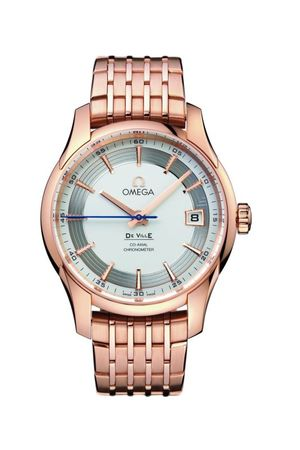 Omega De Ville Hour Vision Automatic  Men's Watch 431.60.41.21.02.001