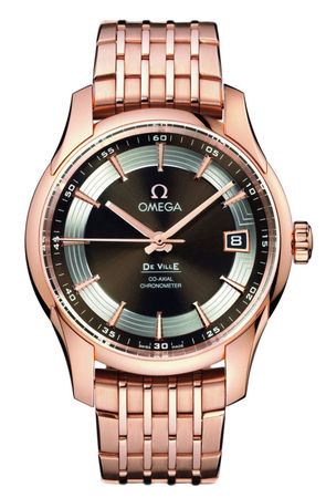 Omega De Ville Hour Vision Automatic  Men's Watch 431.60.41.21.13.001