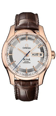 Omega De Ville Hour Vision Automatic  Men's Watch 431.63.41.22.02.001