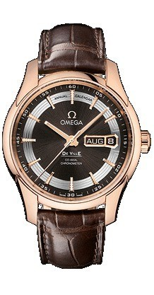Omega De Ville Hour Vision Automatic  Men's Watch 431.63.41.22.13.001