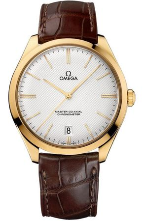 Omega De Ville Tresor Master Co-Axial 40mm Men's Watch 432.53.40.21.02.001