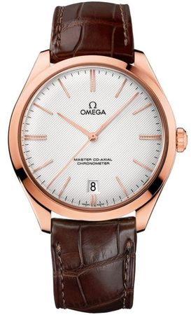 Omega De Ville Tresor Master Co-Axial 40mm Men's Watch 432.53.40.21.02.002