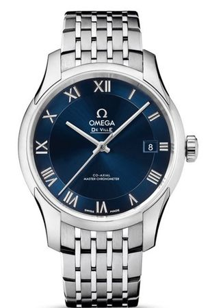 Omega De Ville Hour Vision Automatic  Men's Watch 433.10.41.21.03.001