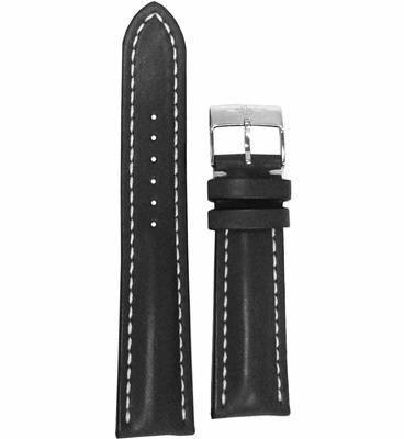 Breitling   22/20M Leather Men's Strap with Buckle 435X-A20BASA.1