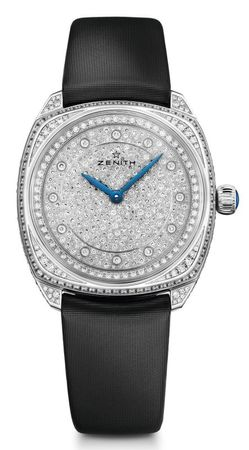 Zenith Star 33 x 33 mm  Women's Watch 45.1970.681/38.C717