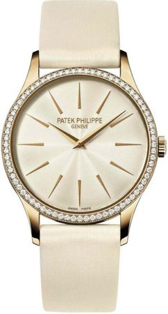 Patek Philippe Calatrava   Women's Watch 4897R-010