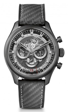 Zenith El Primero Chronograph Skeleton Automatic Men's Watch 49.2520.400/98.R578