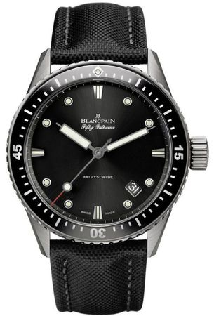 Blancpain Fifty Fathoms Automatic Bathyscaphe Men's Watch 5000-1230-B52A