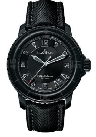 Blancpain Fifty Fathoms Automatic  Men's Watch 5015-11C30-52