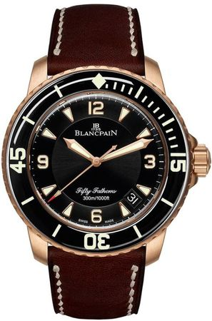 Blancpain Fifty Fathoms   Men's Watch 5015a-3630-63b