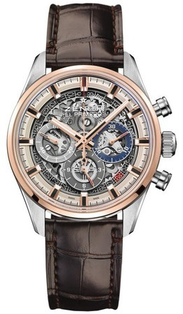 Zenith Chronomaster El Primero Full Open Men's Watch 51.2151.400/78.C810