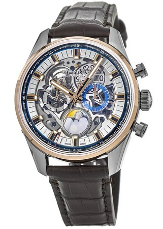 Zenith Chronomaster El Primero Grande Date Full Open Men's Watch 51.2530.4047/78.C810
