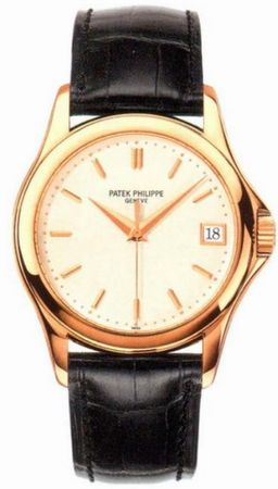 Patek Philippe Calatrava   Men's Watch 5127R-001