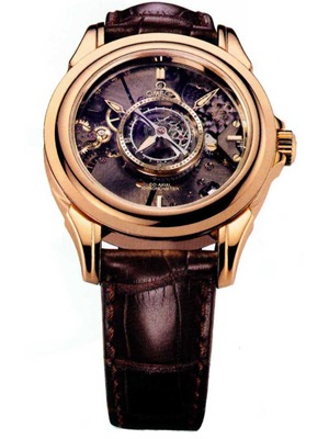 Omega De Ville Tourbillon  Men's Watch 513.53.39.21.99.001
