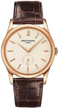 Patek Philippe Calatrava Small Seconds  Men's Watch 5196R-001