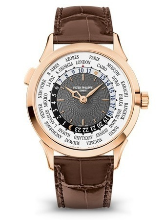 Patek Philippe Complications  Rose Gold Men's Watch 5230R-001