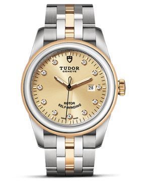 Tudor Glamour   Unisex Watch 53003-0006