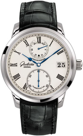 Glashutte Original Quintesssentials Senator  Chronometer  Men's Watch 58-01-01-04-04